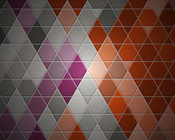 Tiled Triangles Ubuntu Community by he4rty