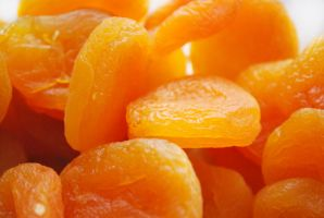 Dried Apricots. by Kimmybeans