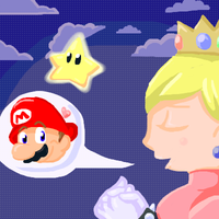 Mario is on the way by RKPiratedrawer