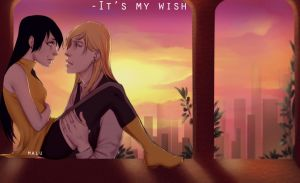 It's my wish by MisakiboysloveS7