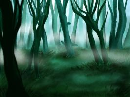 forest two by sanrixian