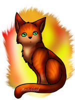 Fireheart by ArcticBlood