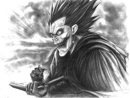 Ryuk by cpn-blowfish
