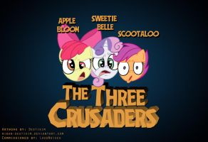 The Three Crusaders by Niban-Destikim