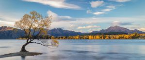 Lake Wanaka Evening by StevenDavisPhoto