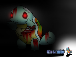 Dat Squirtle by Knadow-the-Hechidna