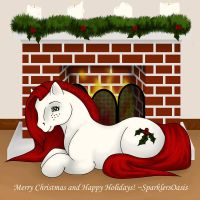 Deck the Halls... by SparklersOasis