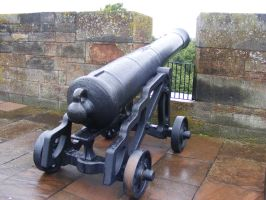 Cannon 02 by Axy-stock