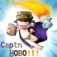 Captain Hobo by Jutchy