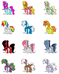 Free adoptables ((OPEN)) by Scooterloo9000