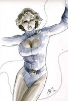 Power Girl - DSC by gph-artist