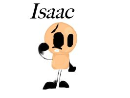 Isaac POSE by Joshua-The-Small-One