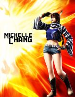 Michelle Chang -- Tekken Tag Tournament 2 by starshined