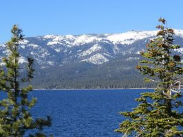 Keep Tahoe Blue by afe231