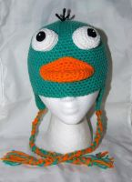 Perry the Platypus by rainbowdreamfactory