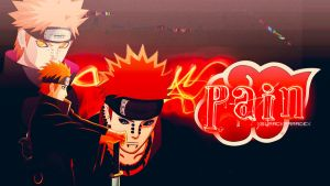 PAIN wallpaper by xblaackparadex