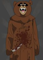 Murder Bear by DieMean