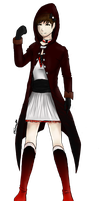 Magicial Girl Adzie (Coat) by Ziiteara