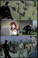 Dracula Inc. page 2 color by herrenmedia