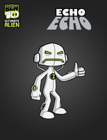 Echo Echo by Slapshot6610