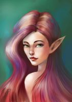 Color Elf by TanyaGreece