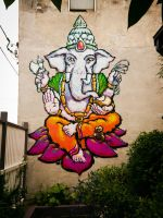 Ganesh by ample
