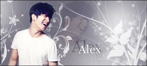 Alex of Clazziquai Project Sig by SeoulHeart