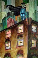 A Moment of Self Doubt by jasinski