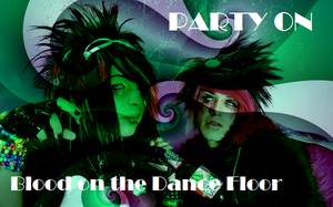 Party On, BOTDF by SweetNaitomea