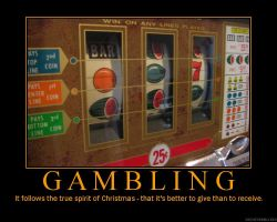 Gambling by Balmung6