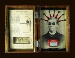 Mixed Media Assemblage 264 by GregPDX