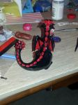 Polymer Clay Dragon - Imperion by clmoore1035