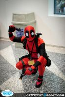 MvC 3 Pose Deadpool by TS-Calibrate