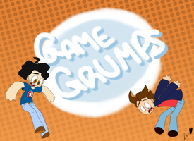 Game Grumps! by LoviLove112