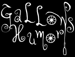 Gallows Humor text logo by UniqueNudes