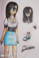 [OC] Clarice by GloriousCake
