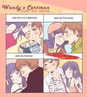 CuteKissMeme CartmanxWendy by duofan