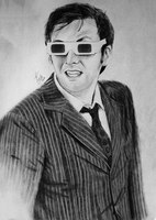 Tenth Doctor by allonsyx