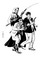 Dylan Dog by Paul-Moore