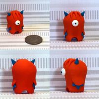 Digby the Timid Monster by TimidMonsters