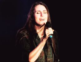 Sharon Den Adel @ HMV by crystalfalls