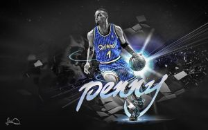 Penny Hardaway Wallpaper by skythlee