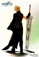 FF7 AC Cloud Strife by nicoy