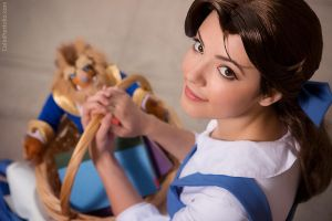 Beauty and the Beast by PuppetsFall