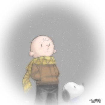 Charlie Brown and Snoopy stuff by dyemooch