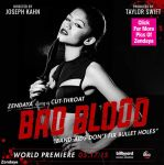 Zendaya-bad-blood-remix-taylor-swift-cut-throat-le by becci005