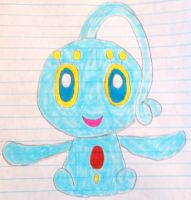 Julie the Manaphy by Irrisichi
