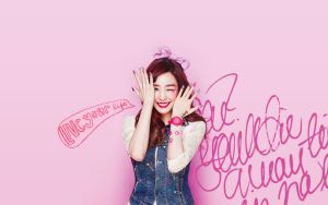 Tiffany's First Kiss 1280 x 800 by milkystepsx3