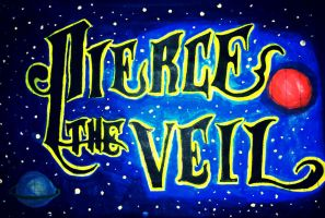 Pierce The Veil Logo- Marker by sierra-windguardian