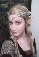 Galadriel In Progress by nomokis